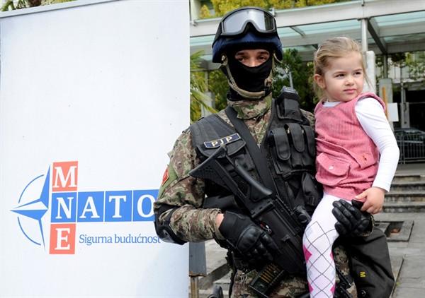 NATO kids